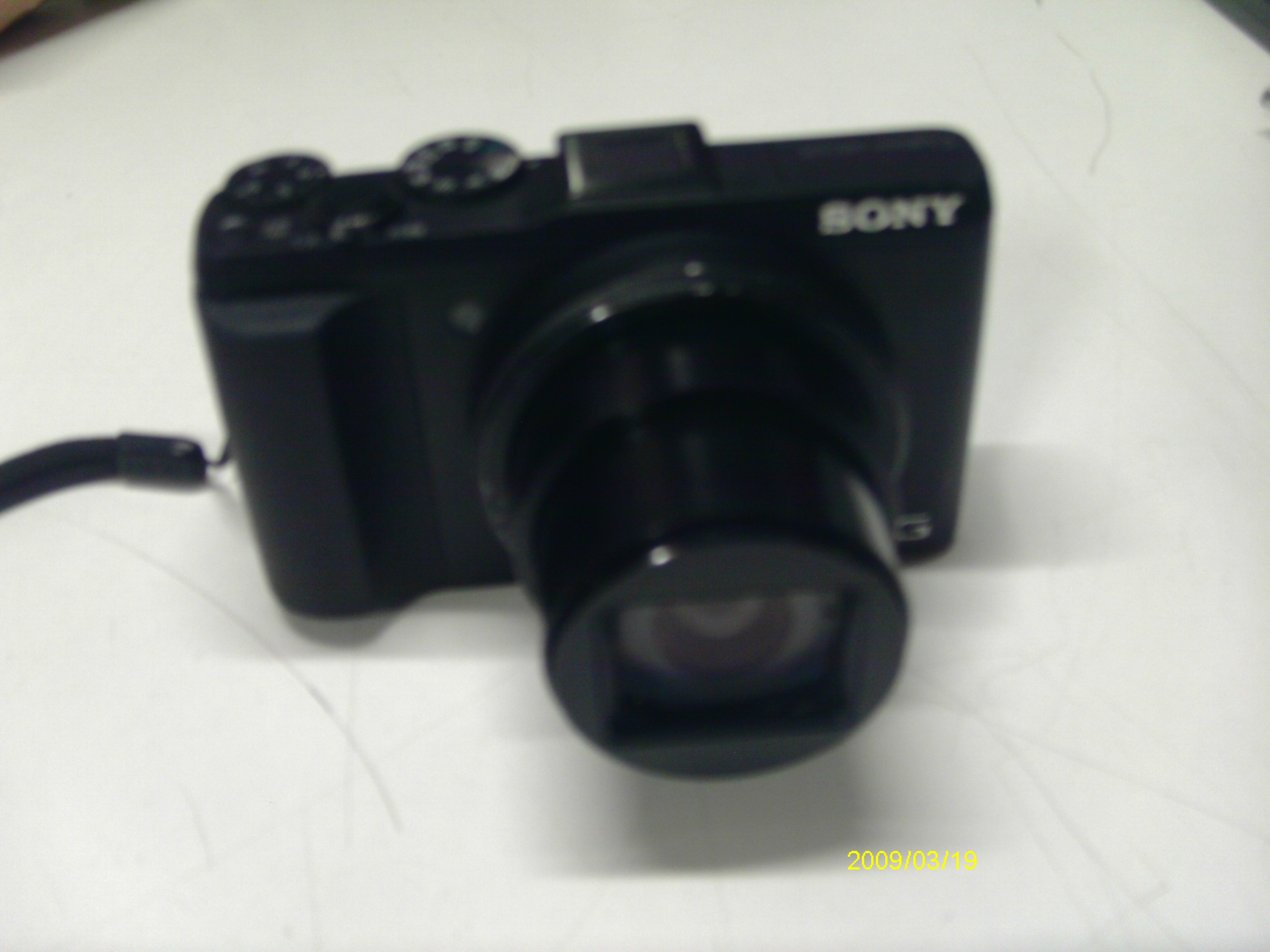digital camera sonyDSC-HX50