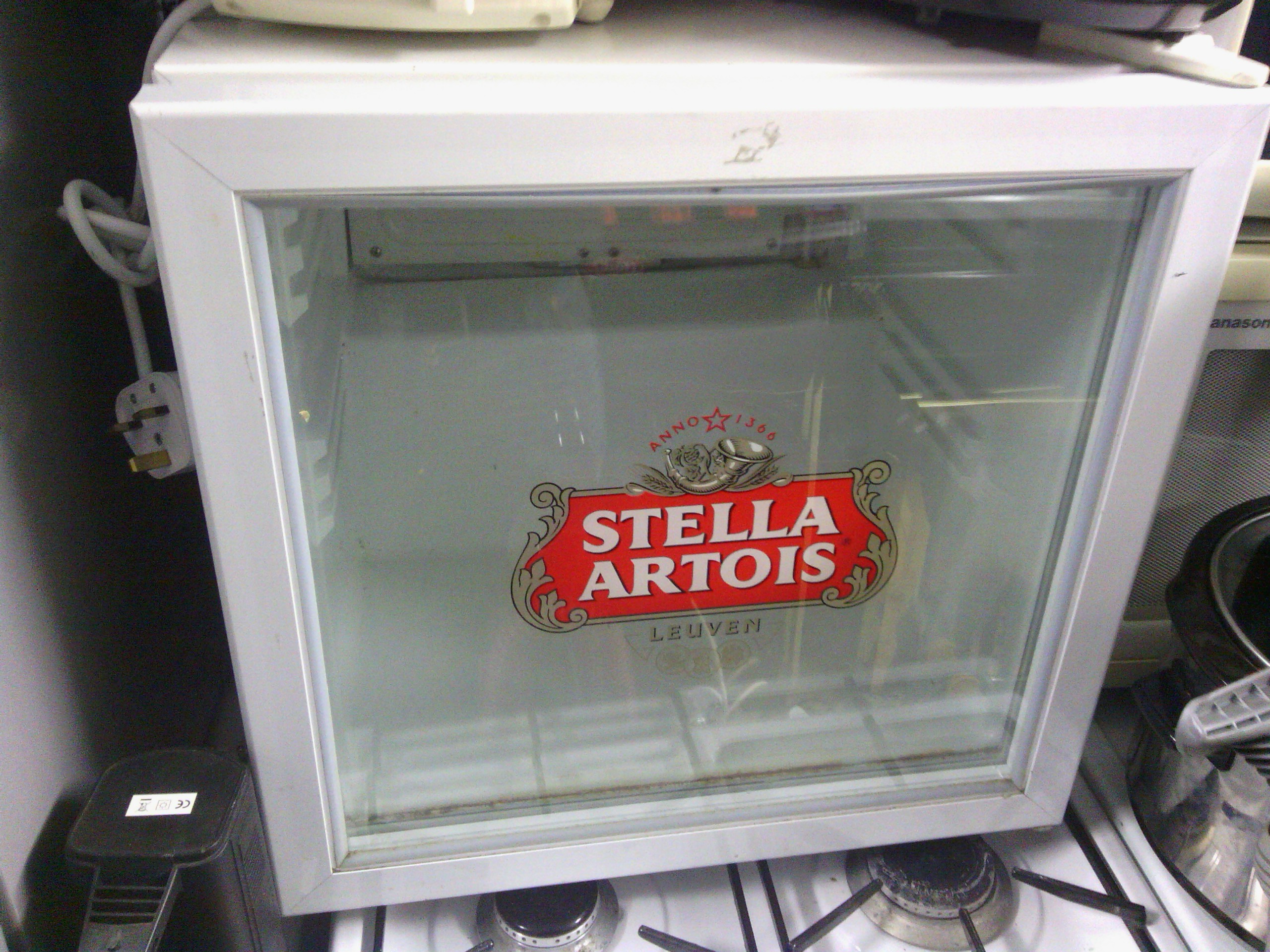 fridge STELLA ARTOIS