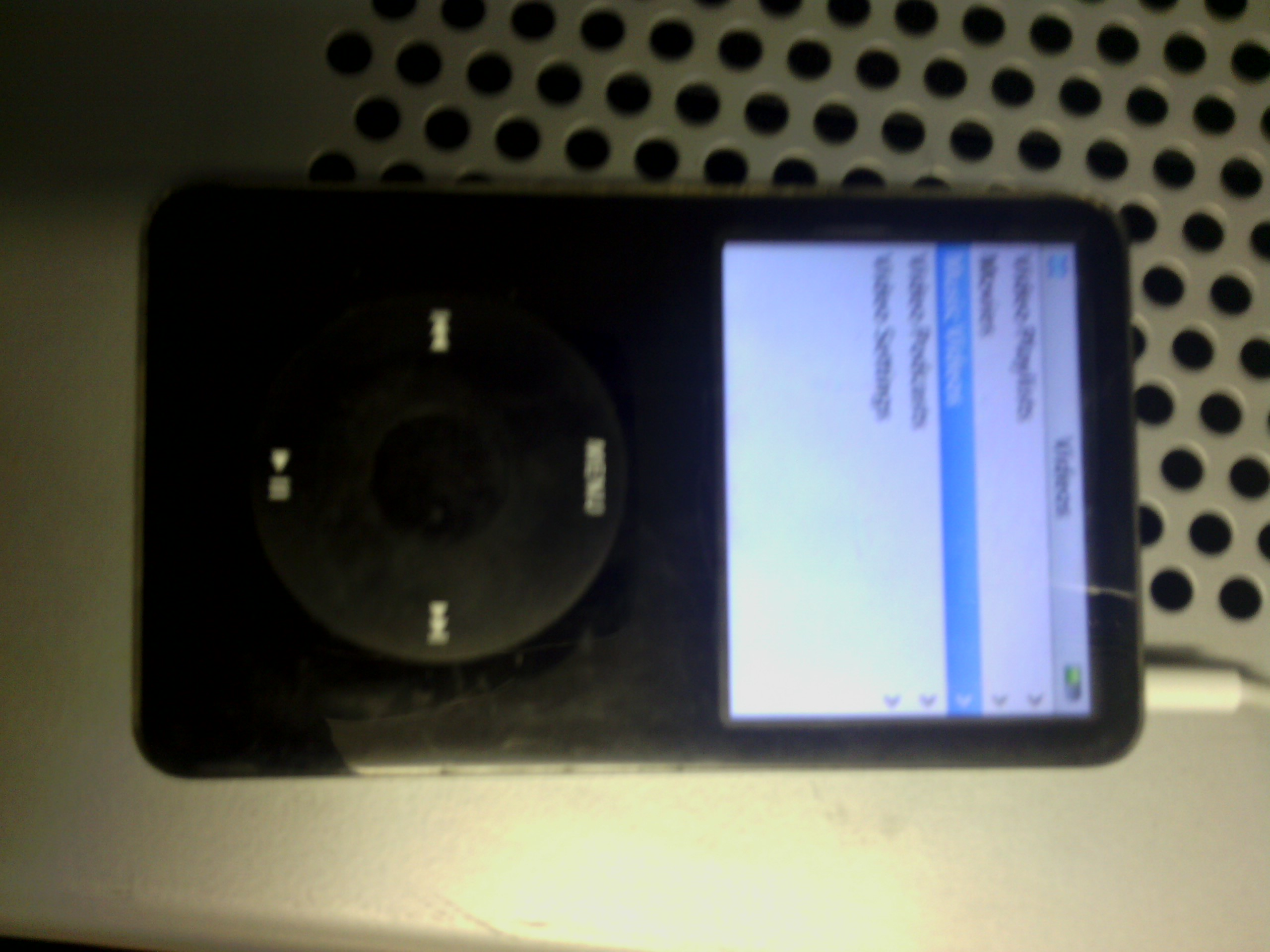 IPOD NANO III generation 30gb