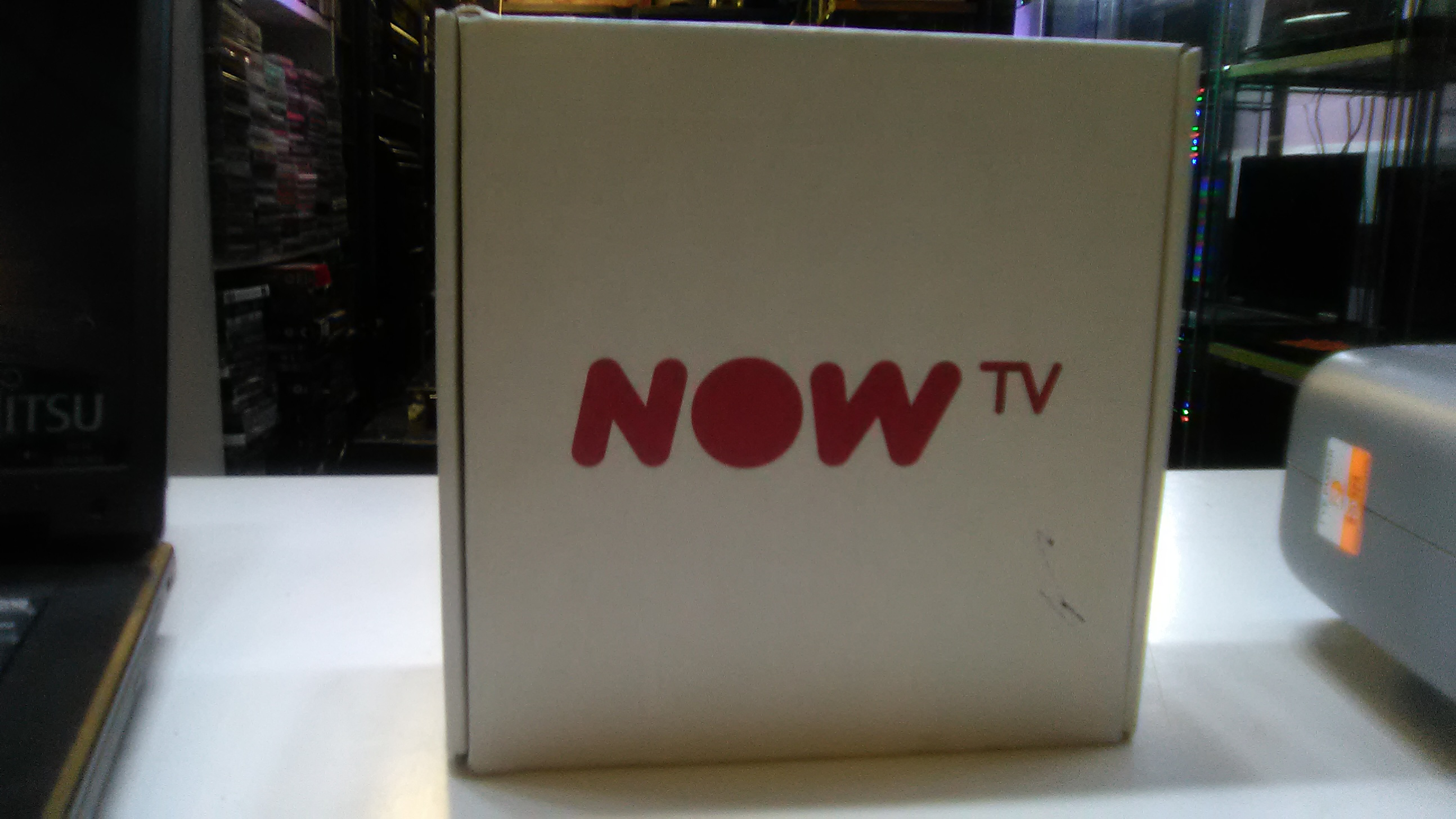 Now box TV new