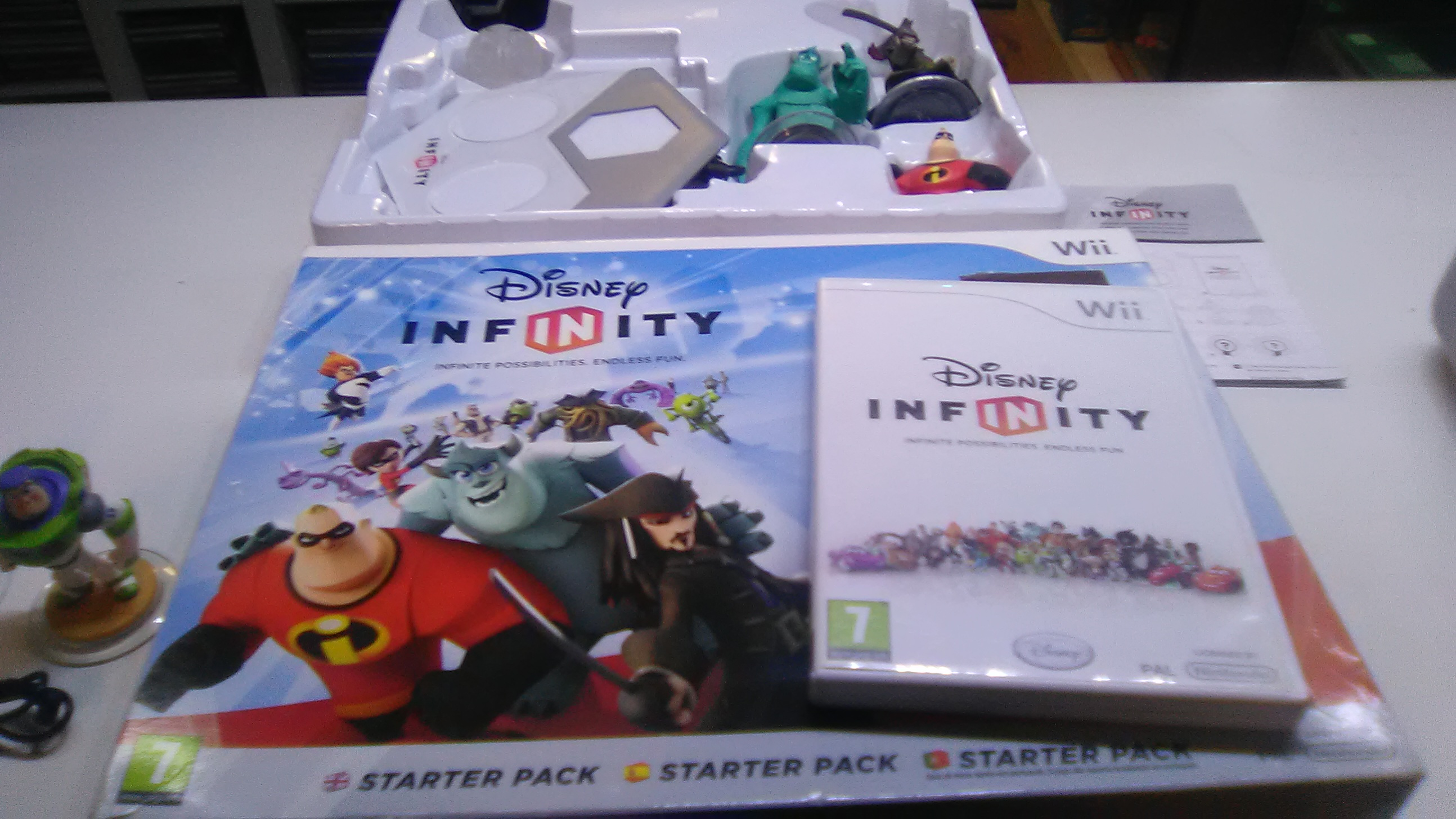 Wii infinity pack